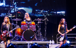 Bangles at Festival of Friends 2012