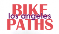 Los Angeles Bike Paths Logo