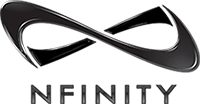 Nfinity Volleyball Club logo